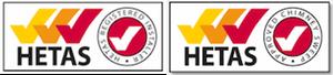 HETAS registered installer & chimney sweep